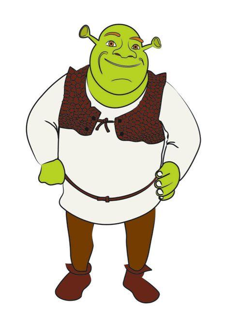 469x677 56 Best Shrek Images On Shrek Donkey, Cartoon