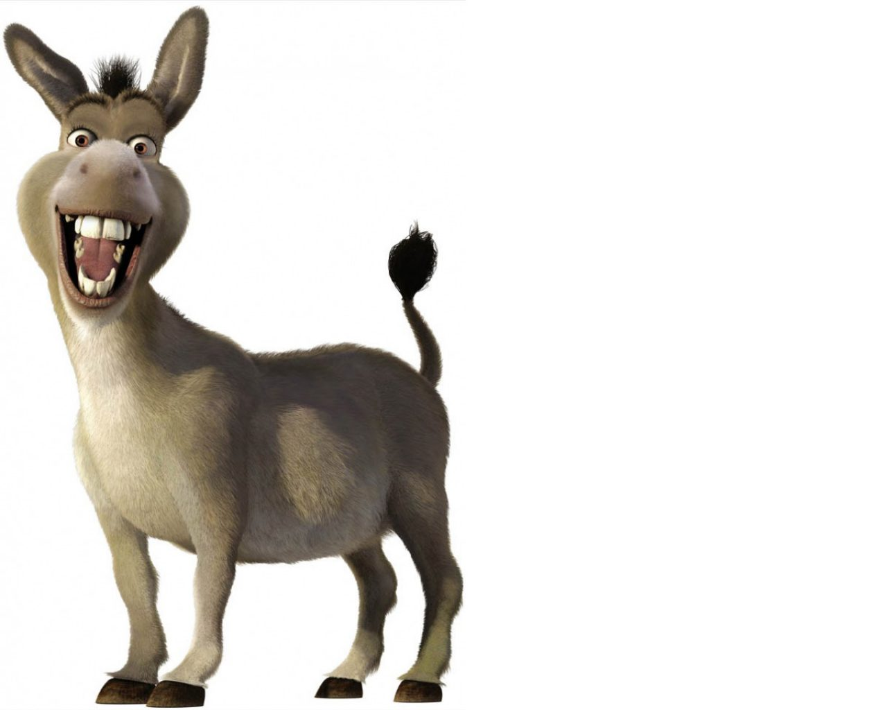 Shrek Donkey Clipart at GetDrawings.com | Free for personal use ...