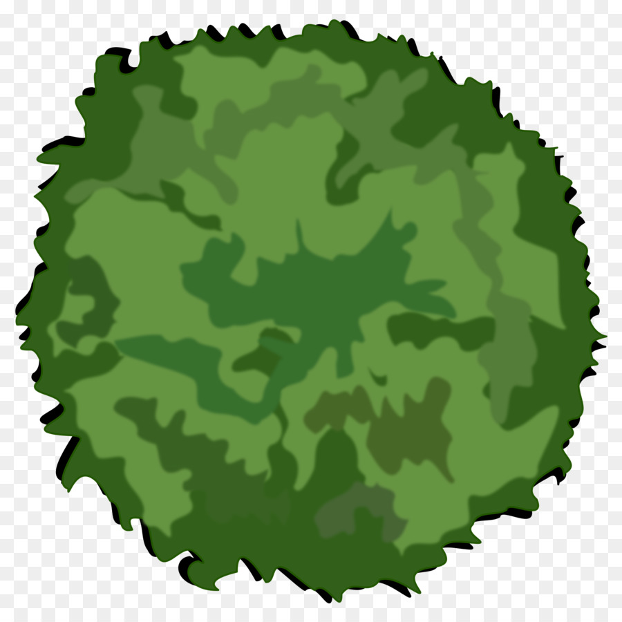 900x900 Tree Shrub Clip Art