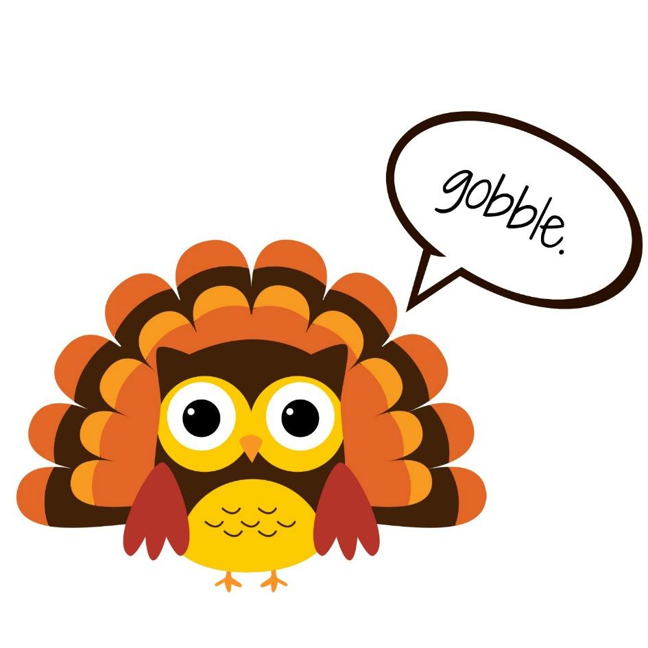 945x945 Silly Thanksgiving Clip Art 101 Clip Art