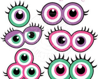 silly monster clipart at getdrawings com free for personal use rh getdrawings com monster eyes clipart black and white monster eyes and mouth clipart