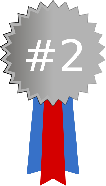 342x596 Download Silver Medal Free Png Transparent Image And Clipart
