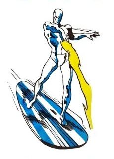 230x320 Pin By Phreekshow On Marvel Heroes Phreek Silver Surfer