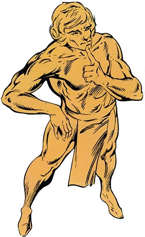500x815 Runner Marvel Comics Elders Universe Silver Surfer
