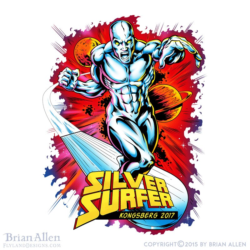 800x800 Silver Surfer