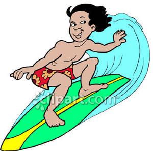 300x297 Surfer Clip Art 434701