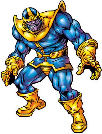 358x470 Fernus Obsidian Vs Thanos Silver Surfer