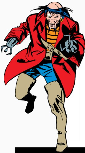 277x500 Flying Dutchman's Ghost (Avengersdevil Slayersilver Surfer Foe)