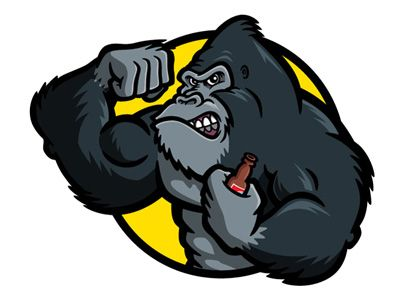 400x300 37 Best Logo Ontwerp Gorilla Images On Cards, Logo