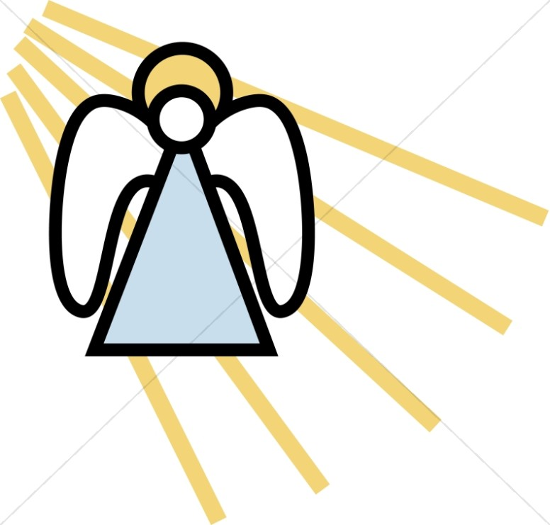 776x741 Simple Angel Clipart Angel Clipart