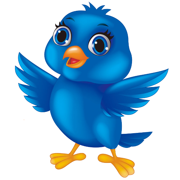 600x600 Baby Bird Clip Art Free Clipartix Cartoon