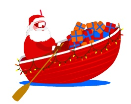 265x210 Boat Clip Art For Christmas Fun For Christmas