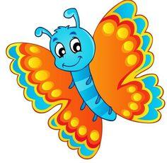 236x230 Butterfly Clipart Butterfly's Butterfly, Clip Art