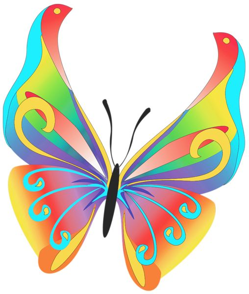508x600 98 Best Butterflies Clip Art Images On Butterflies