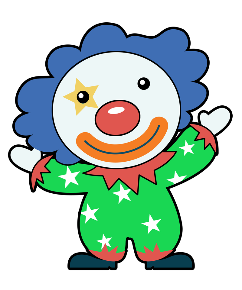 800x960 Homey Idea Clip Art Clown Clipart Illustration Panda Free Images