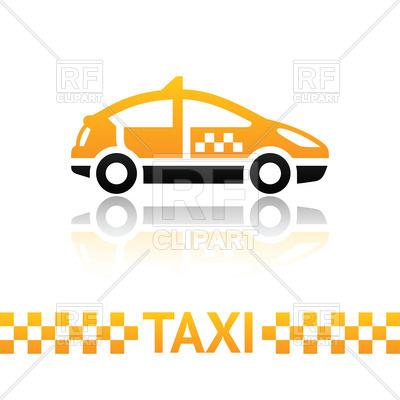 400x400 Taxi Symbol