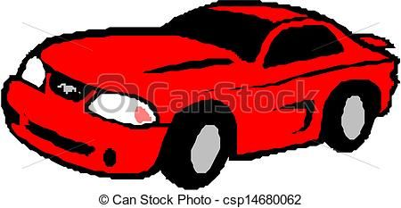 450x233 Lovely Red Car Clipart Clip