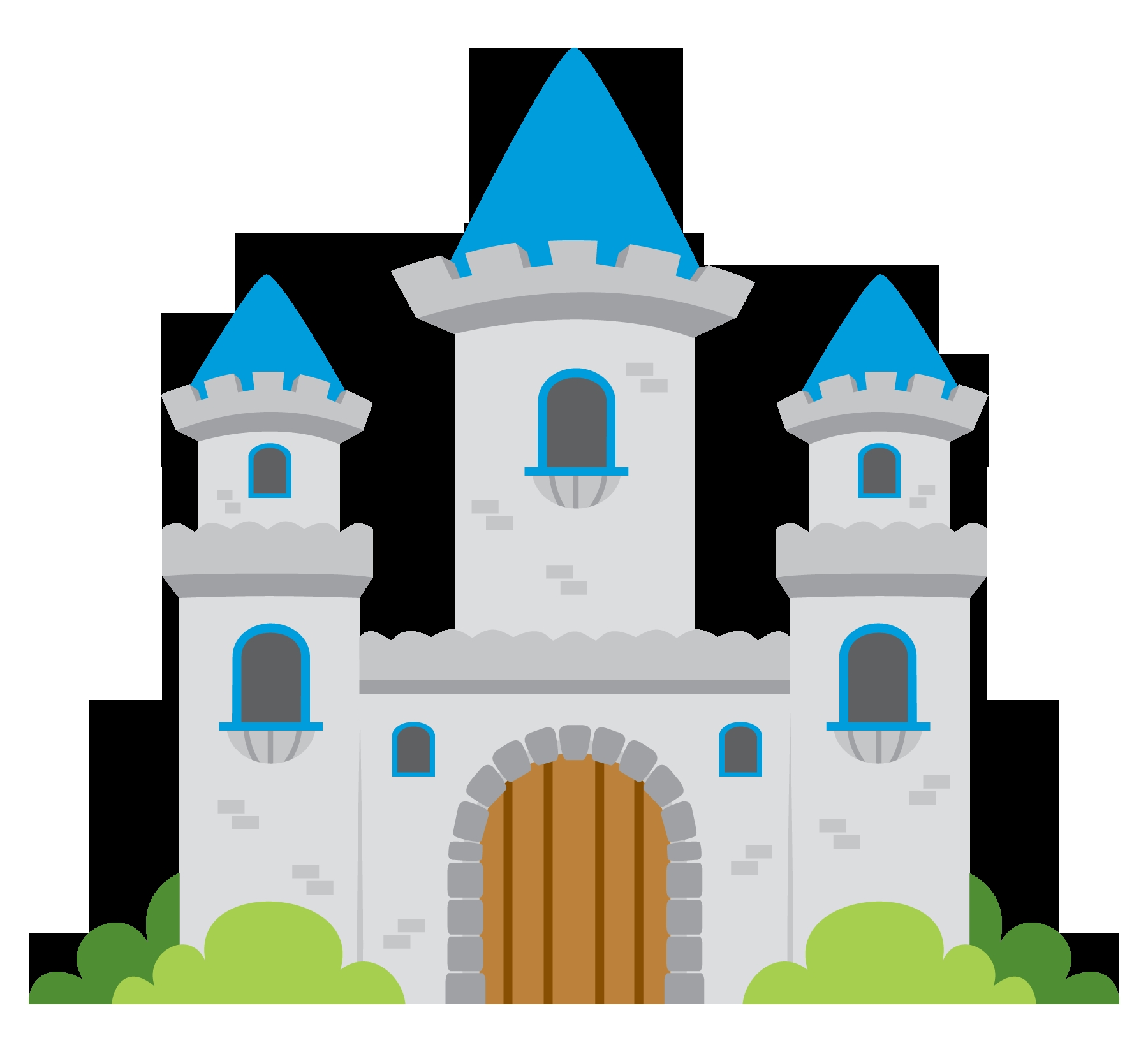 1800x1650 Awesome Castle Clipart Design