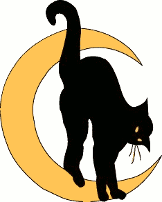 234x293 Collection Of Halloween Black Cat Clipart High Quality, Free
