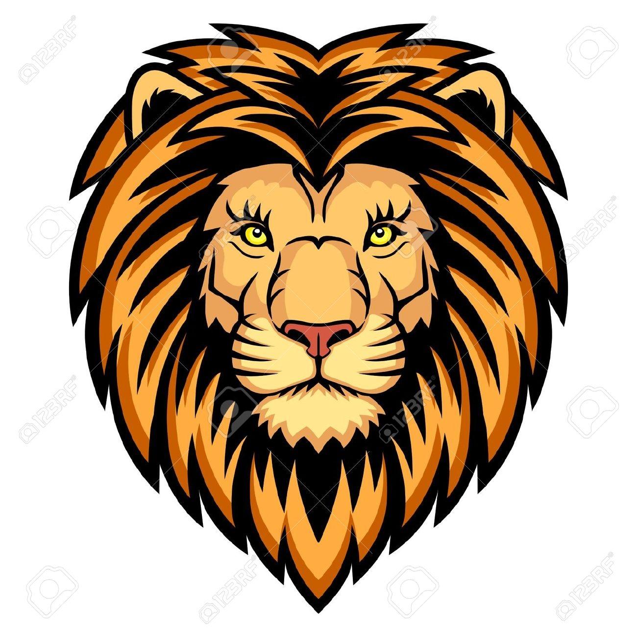 1300x1300 Lions Face Clipart Amp Lions Face Clip Art Images