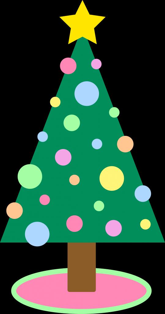 540x1024 Cute Christmas Tree Drawing Cute Christmas Tree Clip Art Cute