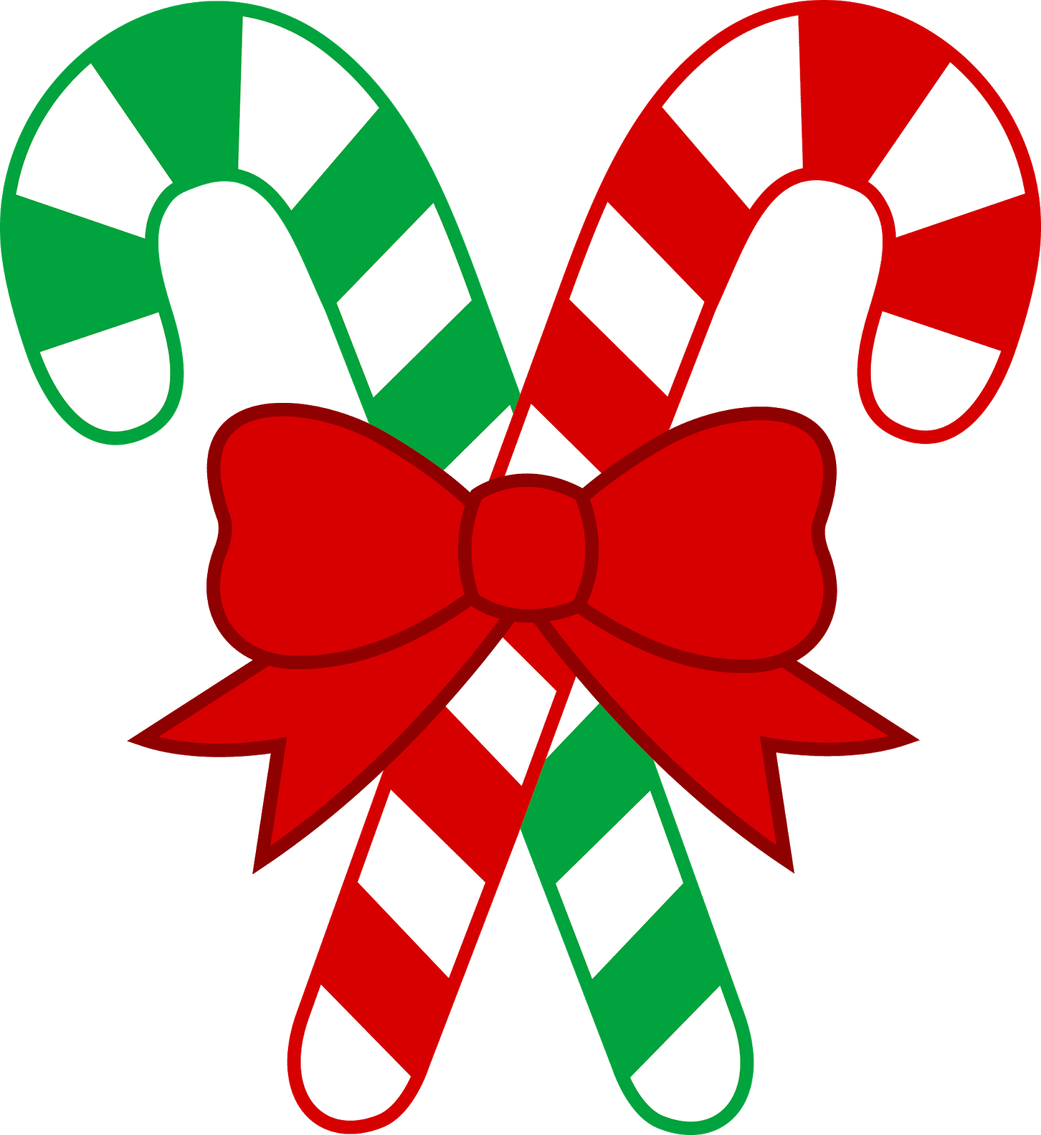 1468x1600 Easy Christmas Clipart Png