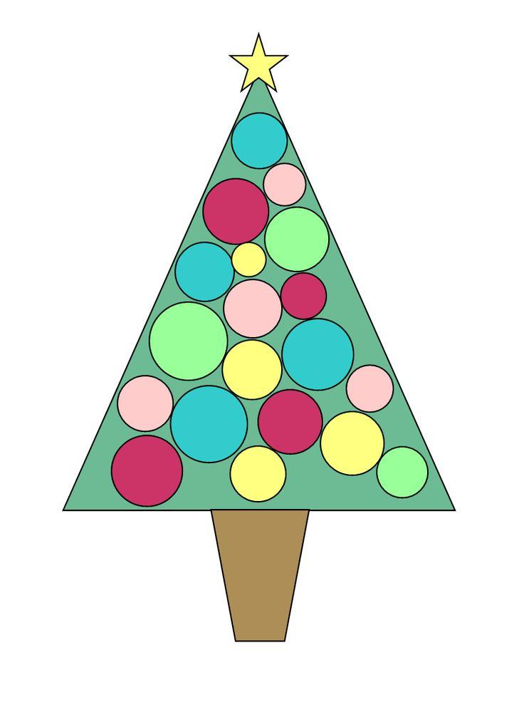 736x1013 Simple Christmas Tree Clip Art Clipart Panda