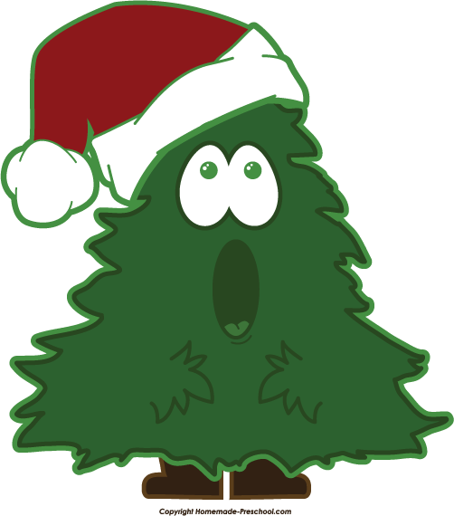 502x570 Collection Of Fun Christmas Tree Clipart High Quality, Free