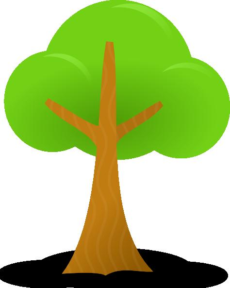 474x593 Simple Tree Clip Art Free Vector 4vector