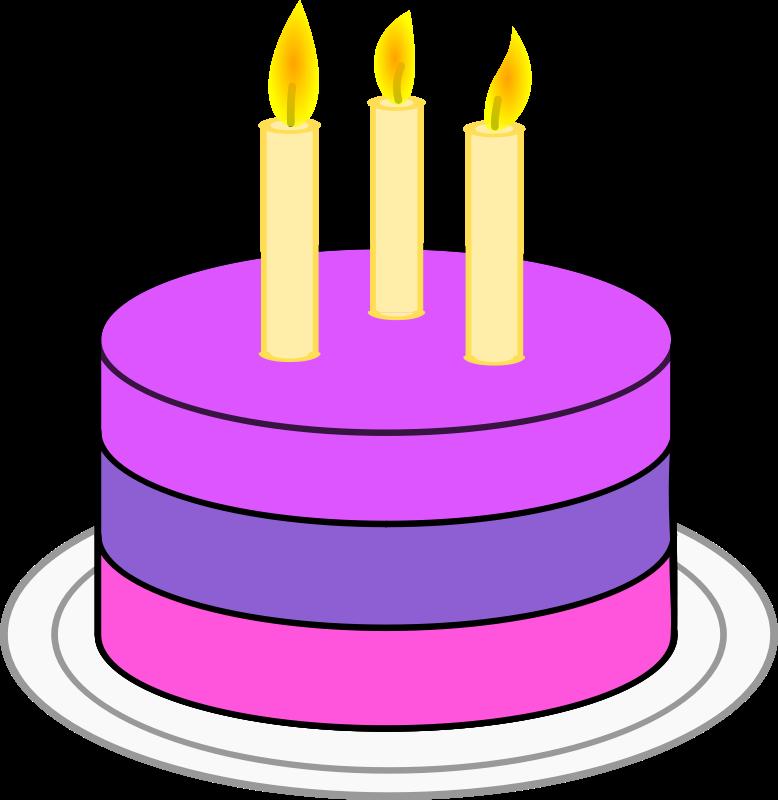 778x800 Birthday Cake Free To Use Clip Art