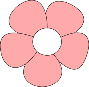 Simple flower clipart at getdrawings free for personal use 300x294 simple flower pink clip art mightylinksfo