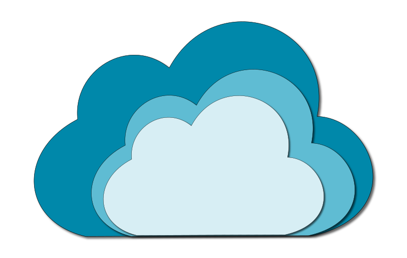800x508 Clouds Clipart Simple