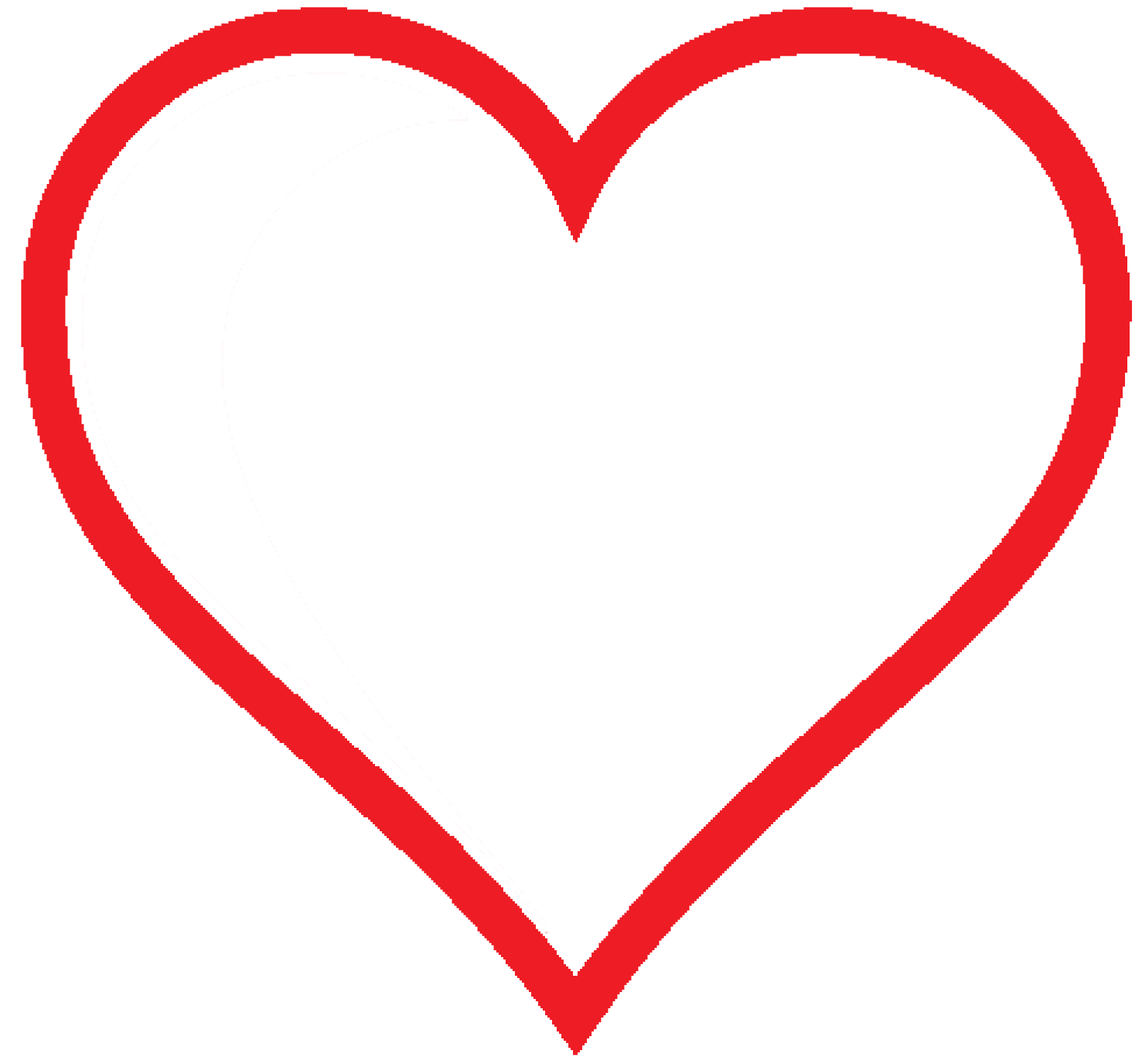 simple heart clipart at getdrawings com free for personal use rh getdrawings com  free clipart picture of a heart