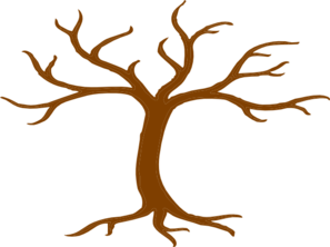 297x222 Collection Of Simple Tree Without Leaves Clipart High