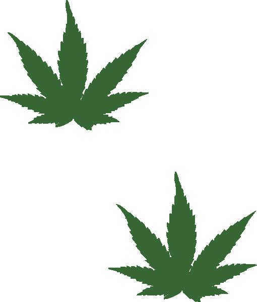 510x598 Weed Leaf Clip Art