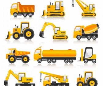 336x280 Construction Machine Clipart