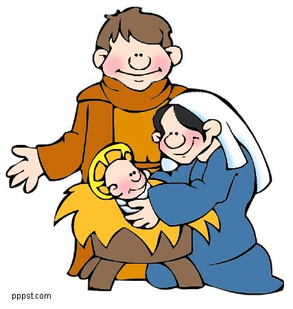 Simple Nativity Clipart