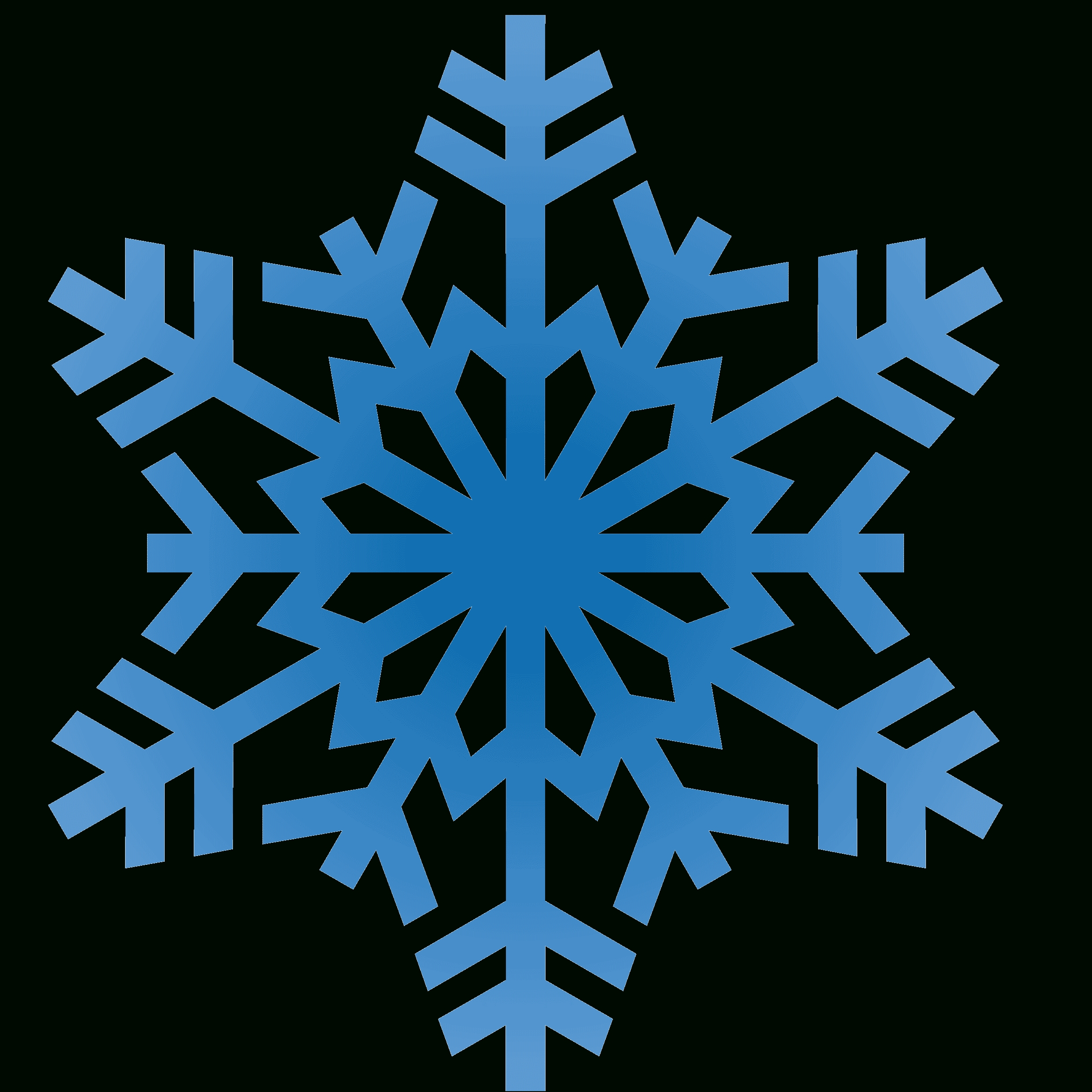 2480x2480 Christmas Snowflake Clipart Free Download Clip Art Free Clip