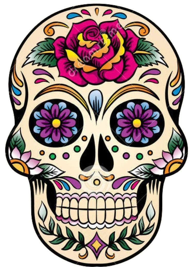 736x1036 Resultado De Imagem Para Desenhos Para Tattoo Caveira Mexicana