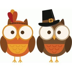 Simple Thanksgiving Clipart