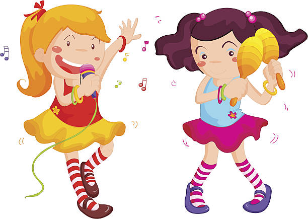 612x435 Collection Of Kids Karaoke Clipart High Quality, Free