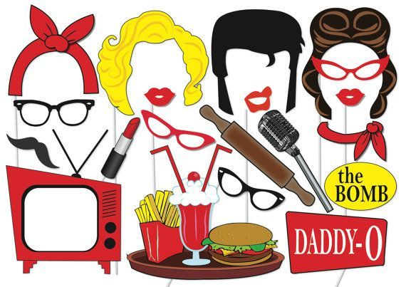 570x403 Grease The Movie Clipart