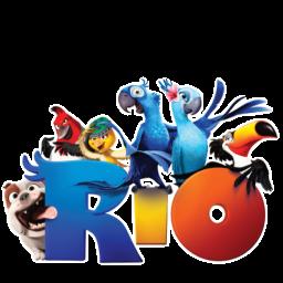 256x256 Rio Movie Clip Art. Oh My Fiesta! In English
