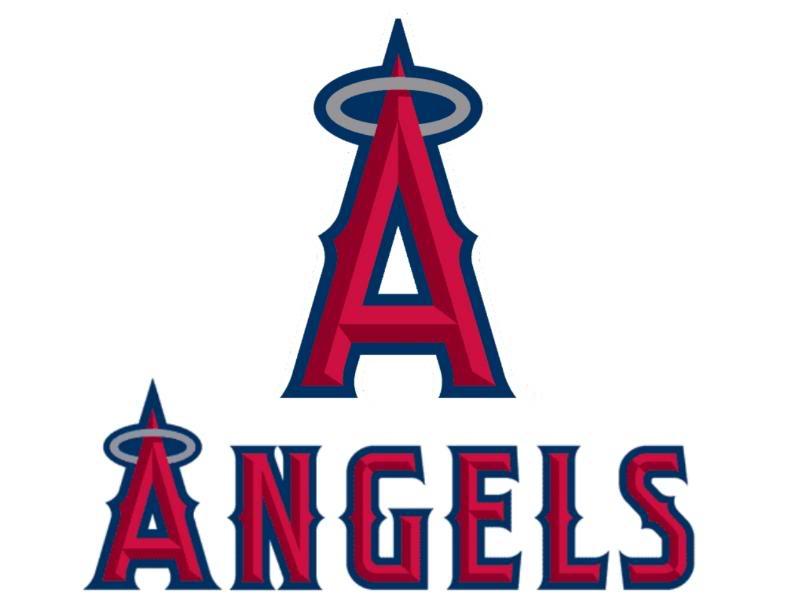 800x600 Anaheim Angels Logo Clip Art