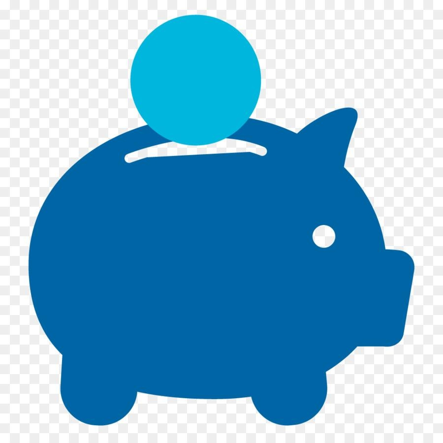 900x900 Blue Piggy Bank Clipart Card Making Ideas