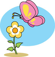 single flower clipart at getdrawings com free for personal use rh getdrawings com clipart flowers and butterflies border clipart flowers and butterflies border