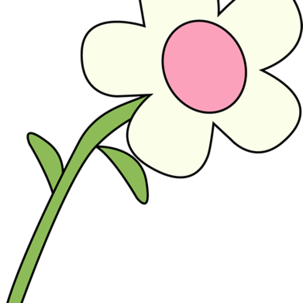 Single Flower Clipart At Getdrawings Free For Personal Use