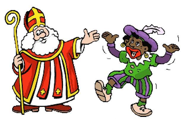 Sinterklaas Clipart