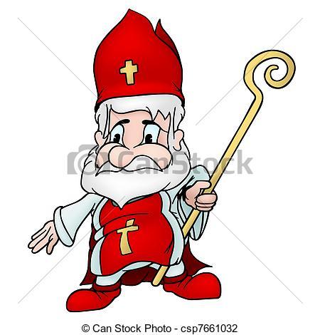 450x470 Saint Nicholas Clipart Vector And Illustration. 1,426 Saint