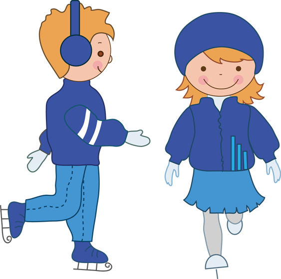 563x560 Ice Skating Cliparts Free Download Clip Art Free Clip
